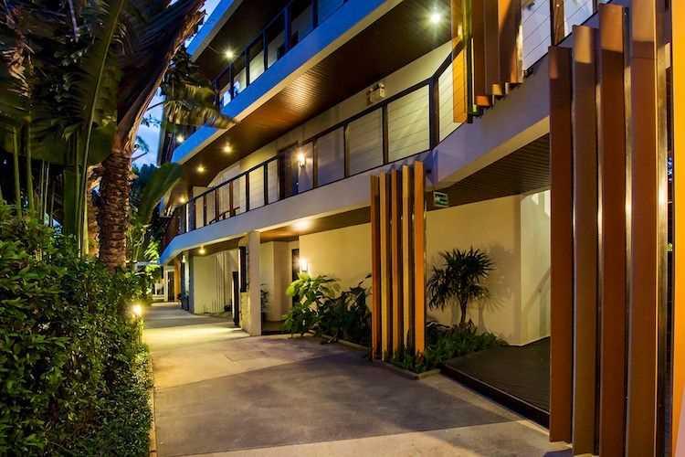 Rock Hua Hin Beach Resort  Hotels In Hua Hin