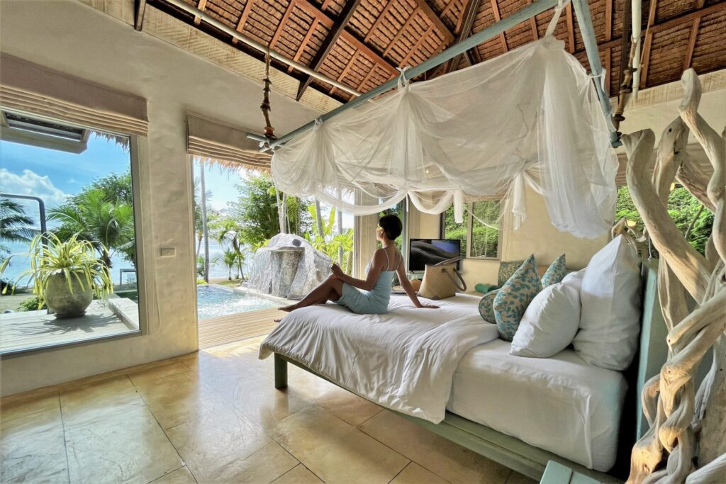 paradise koh yao pool villas