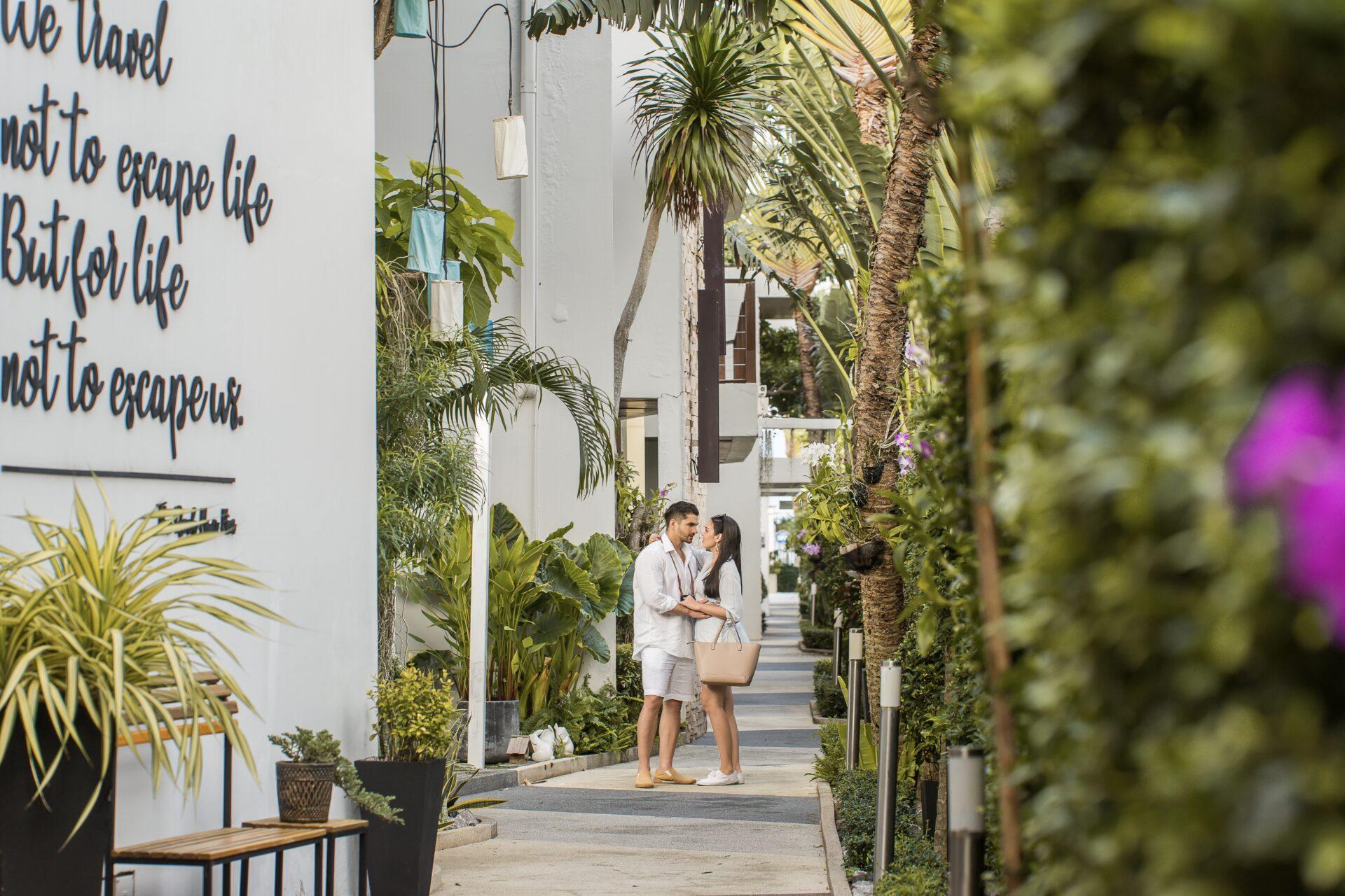 hua-hin the-rock resort hotel beach seaview pool villas