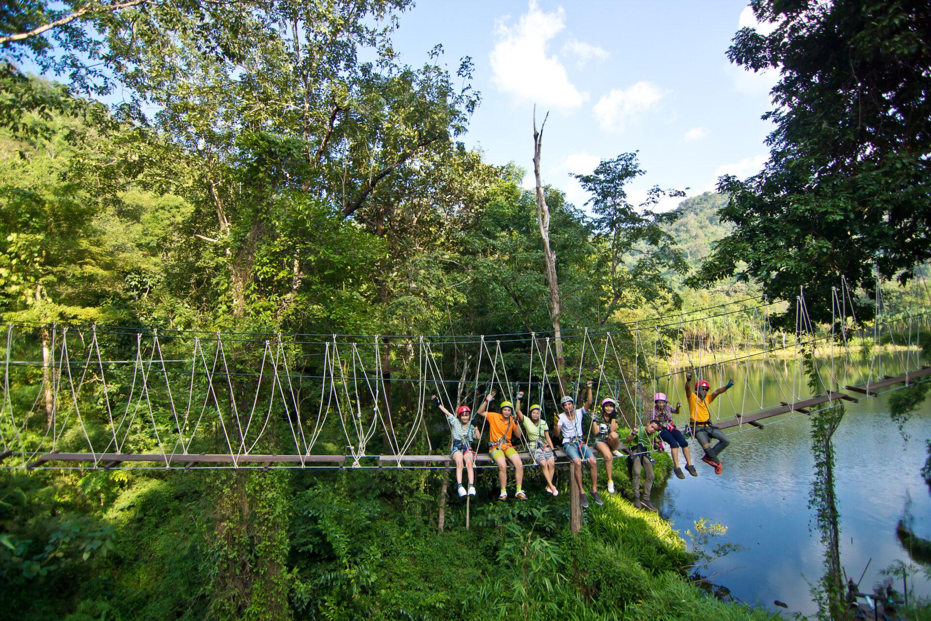 home phutoey hotspring onsen resort kanchanaburi river-kwai-noi