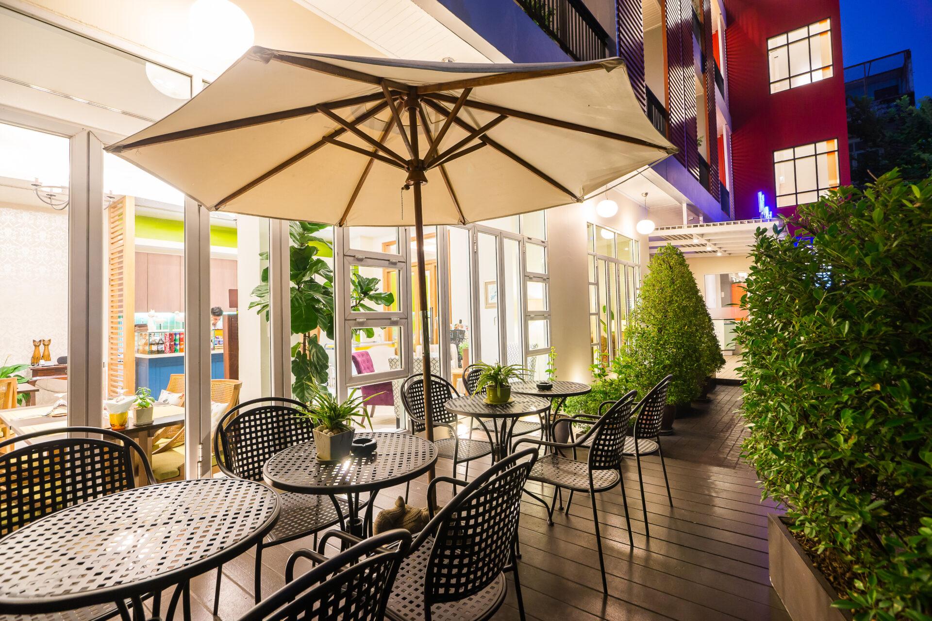 hotel de bangkok city center