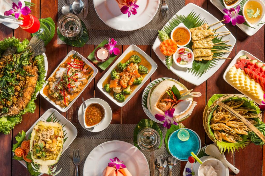 Thai food restaurant best