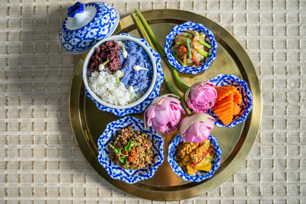 Sukhothai resort restaurant