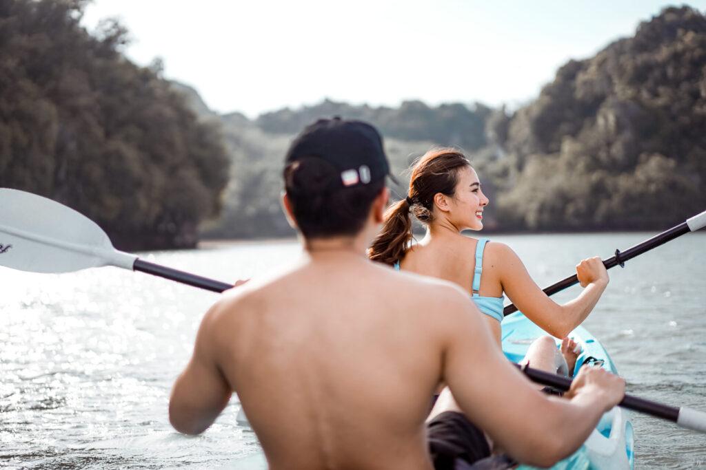 sea canoe-kayak koh yao