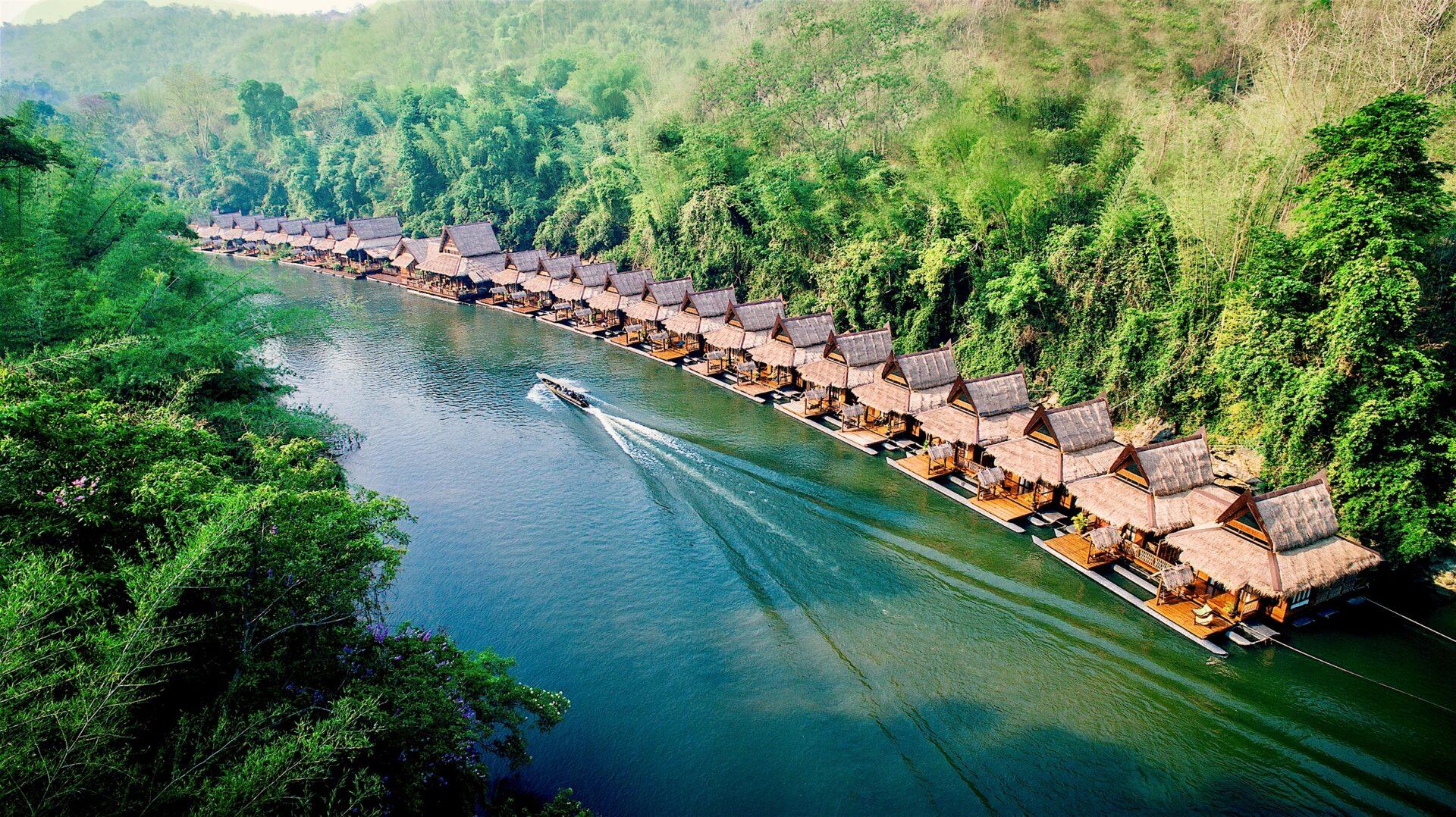 FloatHouse River Kwai Resort Kanchanaburi